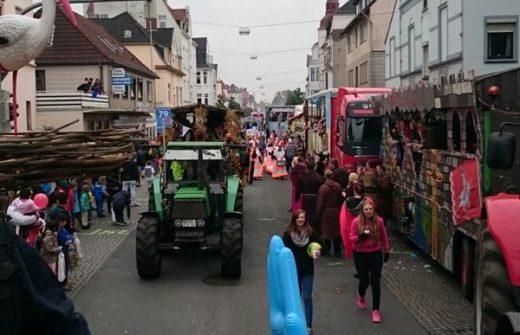 Freißenbüttel auf dem Freimarktsumzug