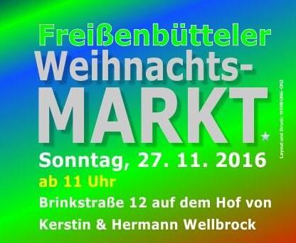 Freißenbütteler Weihnachtsmarkt