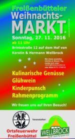 1058008646 Freißenbütteler Weihnachtsmarkt