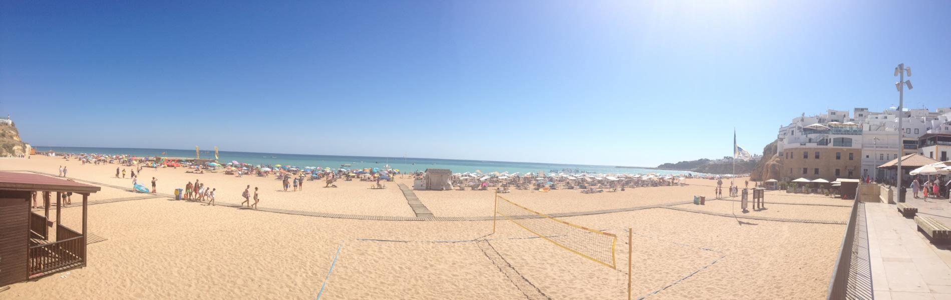 Albufeira Strand, Algarve