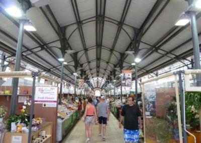 Markthalle II Loule