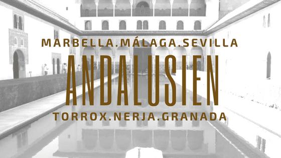 Marbella, Malaga und Alhambra