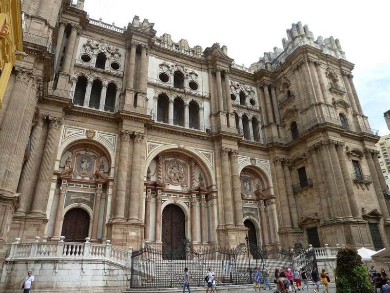 Kathedrala Malaga