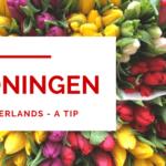 Groningen Netherlands Short Trip