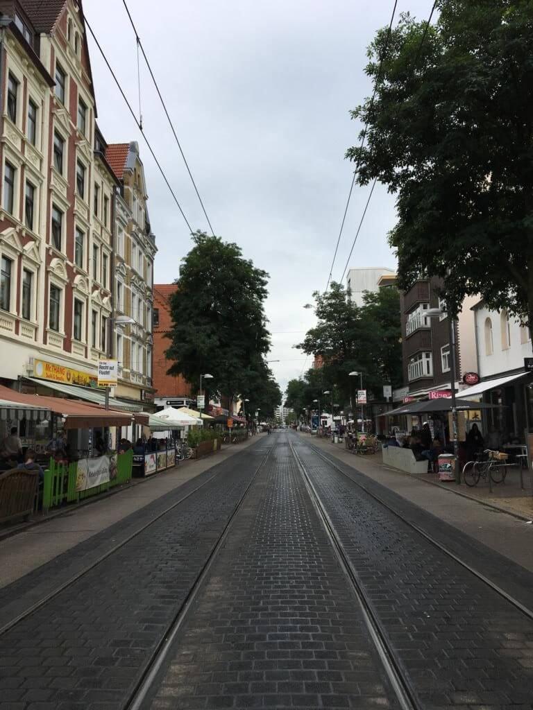 Limmer Straße in Hannover Linden - mal rumlimmern