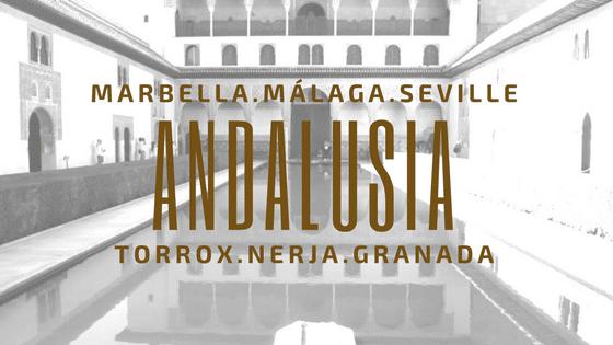 Andalusia PackdenLoffer.com Travelblog Reiseblog