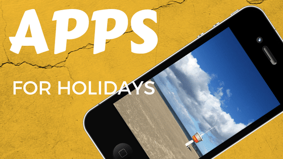 Travel apps – apps for a smart holiday