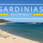 Sardinias Southwest beaches at Chia and Pula
