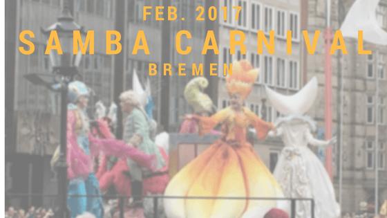 Bremen Samba Carnival