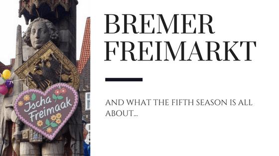 Bremer Freimarkt Travelblog