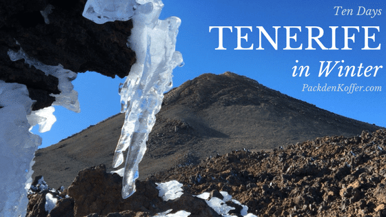 Vacation on Tenerife in January