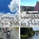 German Weser Cycle Path Experience by Pedelec