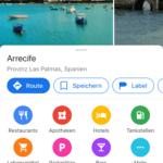 Google Maps Offline Karten erstellen