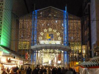 Weihnachtsmarkt Lloydpassage Bremen