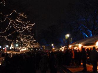 Schlachte-Zauber Bremen Weihnachsmarkt