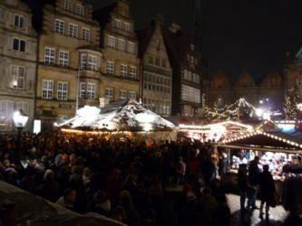 Weihnachtsmarkt Bremen Feuerzangenbowle