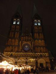 Weihnachtsmarkt Bremen Dom