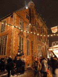 Weihnachtsmarkt Bremer Rathaus