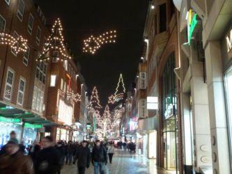 Weihnachtsmarkt Bremer Sögestraße