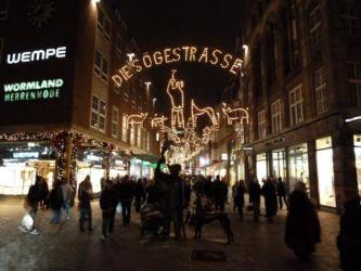 Weihnachtsmarkt Bremer Sögestraße II