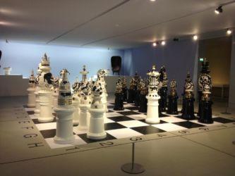 Schach Groningen Museum
