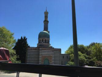 Moschee Potsdam - eigentlich ein Pumpenhaus